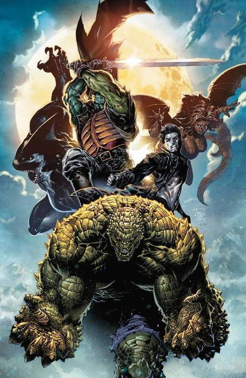 Dc comics gotham city monsters 20190626