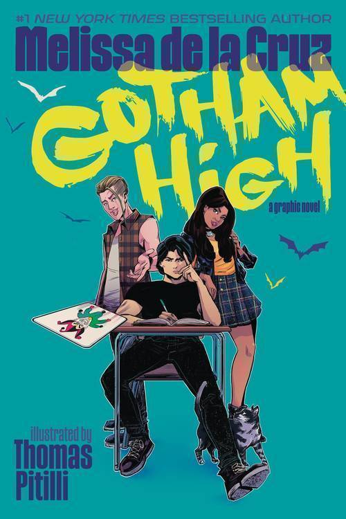 Dc comics gotham high tpb 20191227