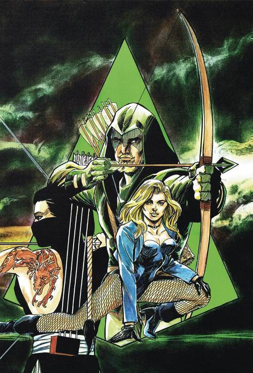 Dc comics green arrow by mike grell omnibus hardcover volume 1 20190926