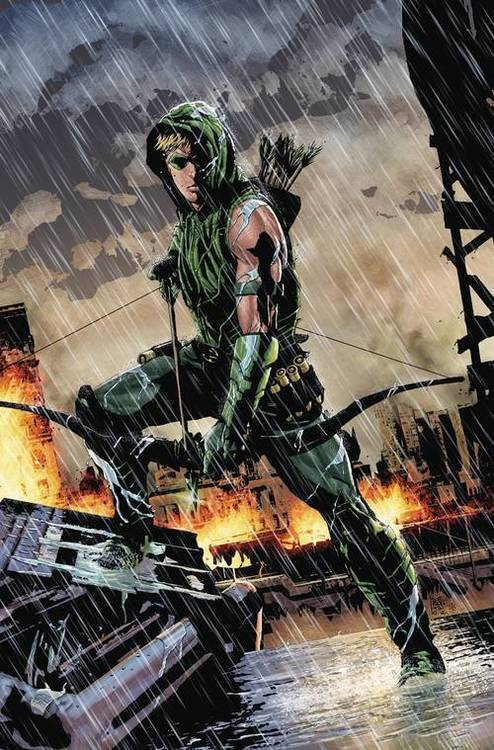 Dc comics green arrow war of the clans essential edition tpb 20180830