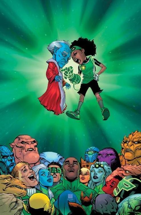 Dc comics green lantern 2021 tpb volume 01 invictus 20210829
