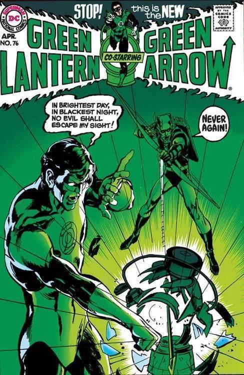 Dc comics green lantern 76 facsimile edition 20200225