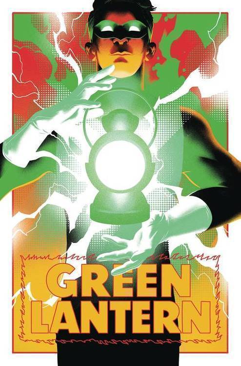 Dc comics green lantern 80th anniv 100 page super spect 1 1950s cover 20200225