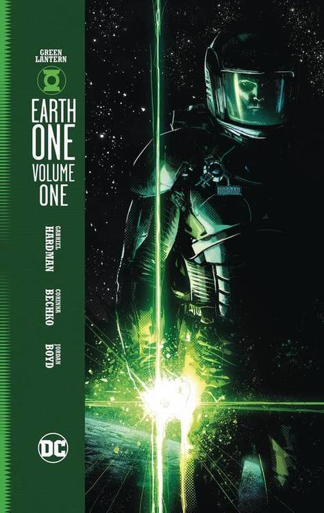 Green Lantern Earth One TPB Vol 01