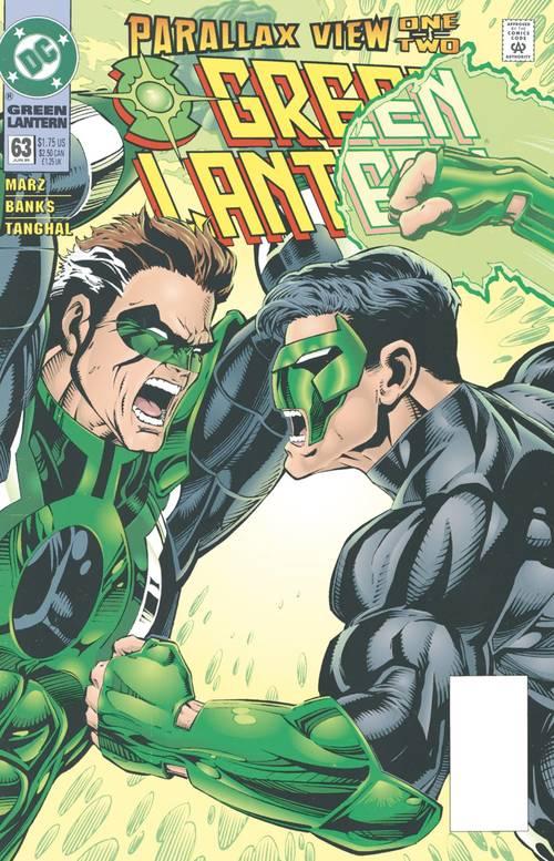 Dc comics green lantern kyle rayner tpb vol 02 20180203