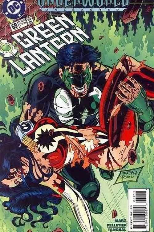 Green Lantern Kyle Rayner TPB Volume 03