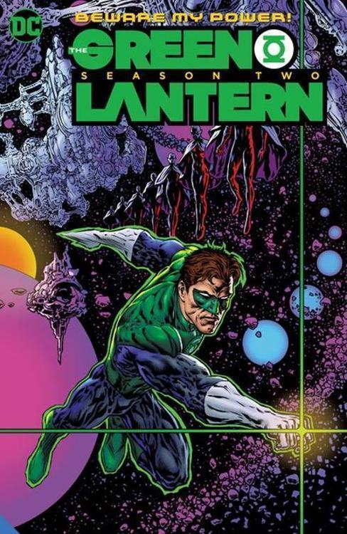 Dc comics green lantern season 2 tpb volume 01 20210728