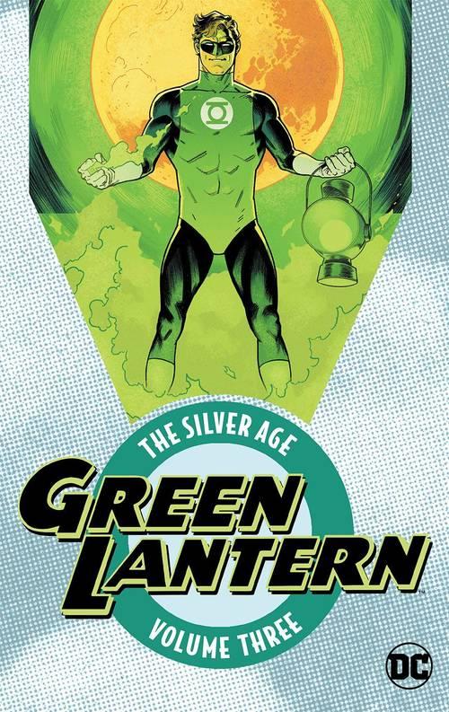 Dc comics green lantern the silver age tpb vol 03 20171231