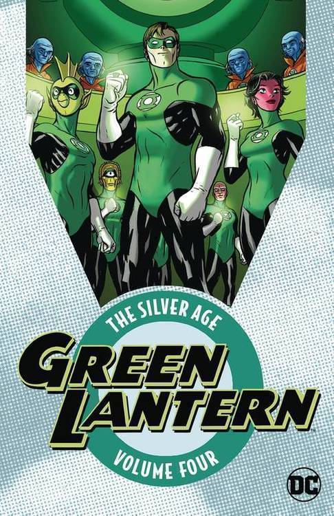 Green Lantern The Silver Age TPB Volume 04