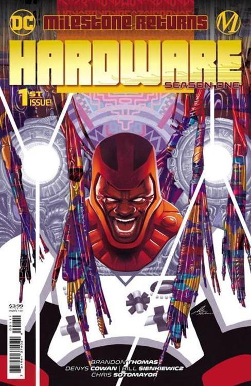 Dc comics hardware season one 20210528