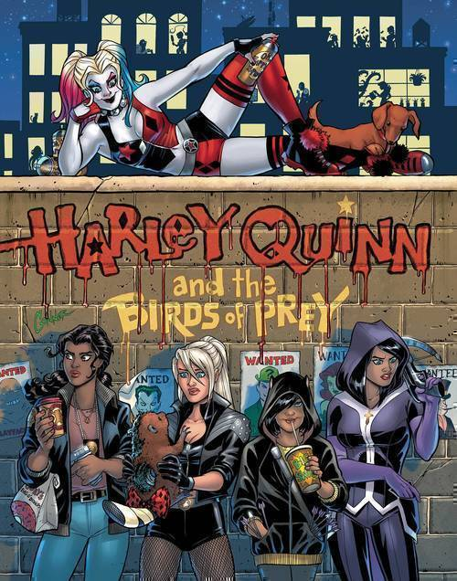 Dc comics harley quinn and the birds of prey 20191127