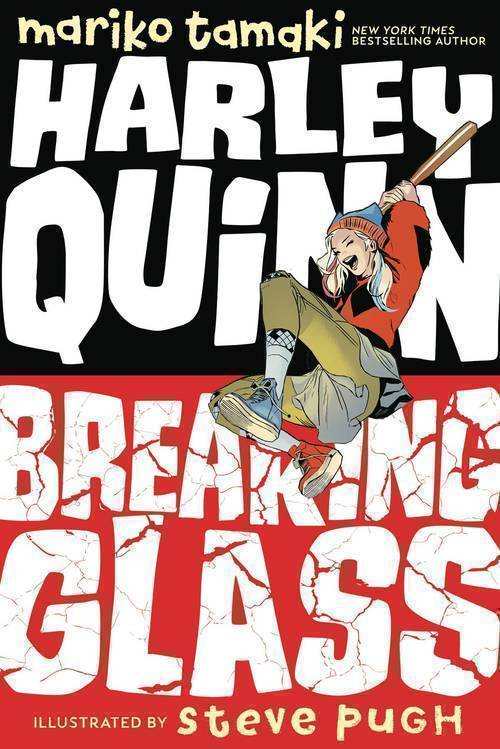 Dc comics harley quinn breaking glass tpb dc ink 20190327