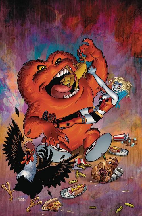 Harley Quinn Gossamer Special