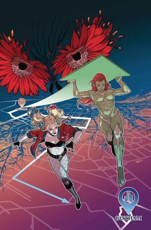 Dc comics harley quinn poison ivy 20190626