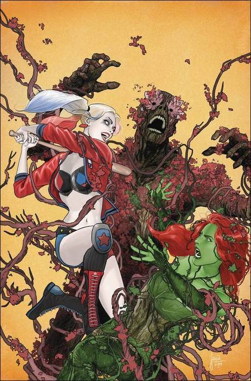 Harley Quinn & Poison Ivy Hardcover