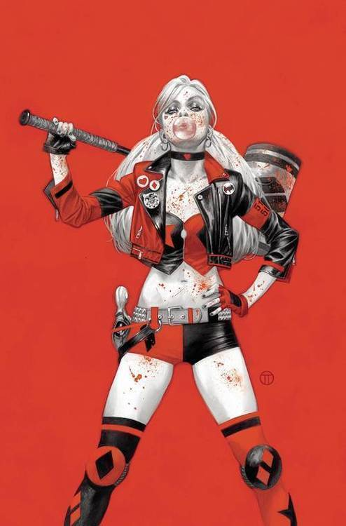 Dc comics harley quinn tpb vol 02 harley destroys the universe 20181130