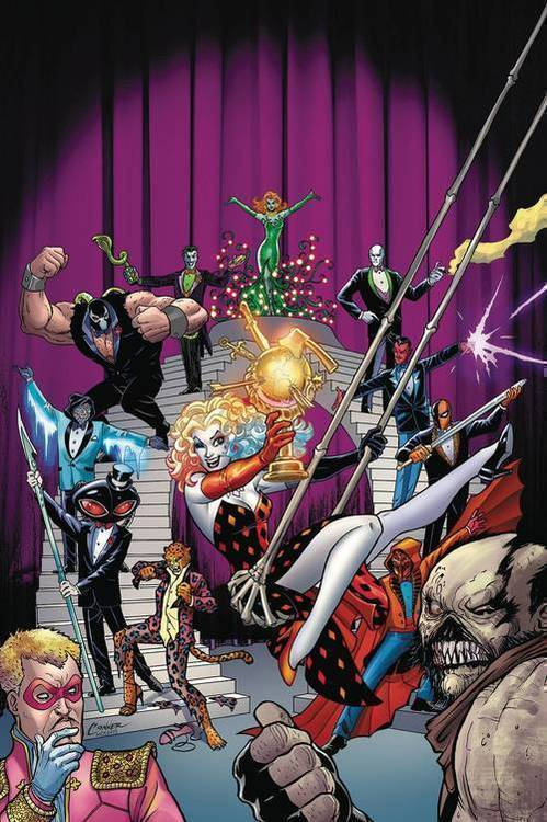 Dc comics harley quinn villain of the year 1 20190926