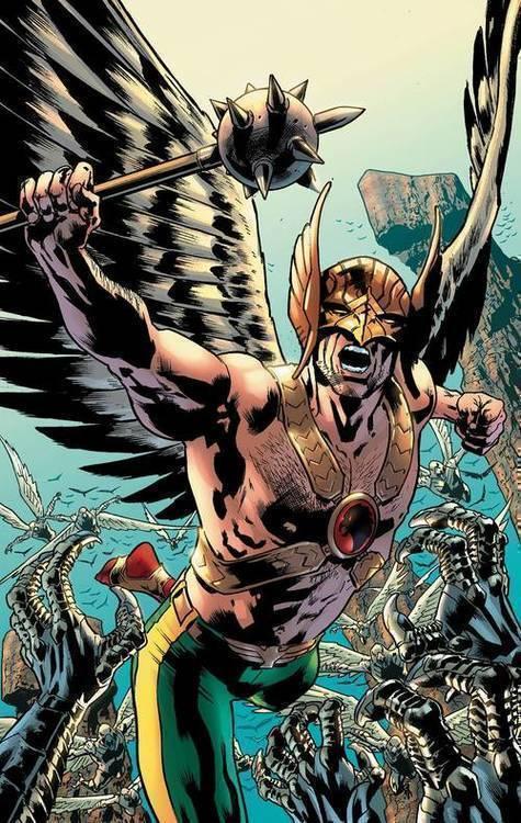 Dc comics hawkman tpb volume 01 awakening 20190225