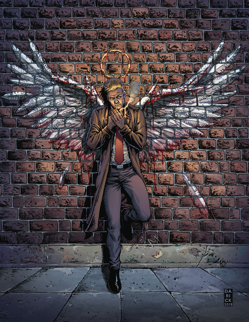 Dc comics hellblazer rise and fall mature 20200627