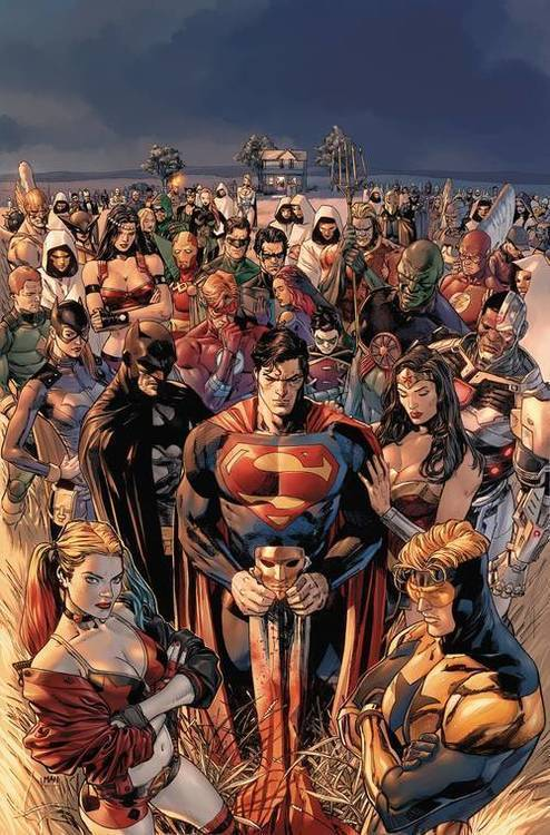 Dc comics heroes in crisis 20180701
