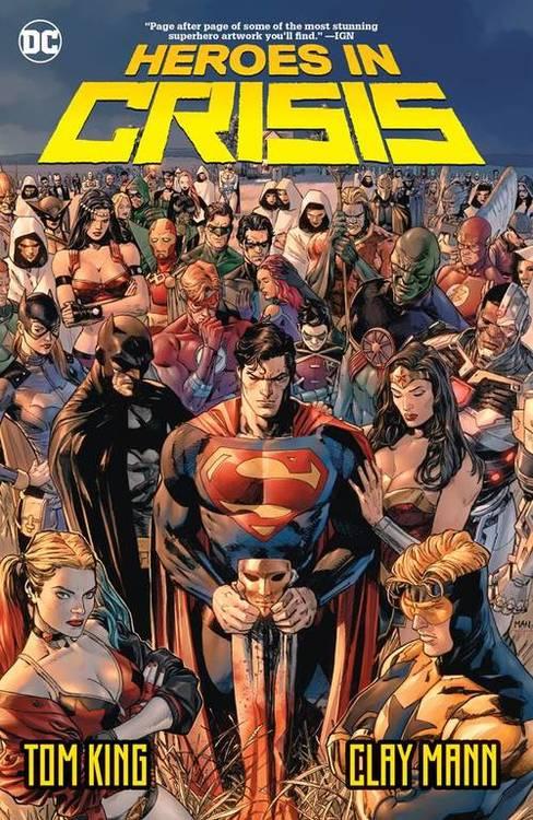 Dc comics heroes in crisis hc 20191101 jump city comics