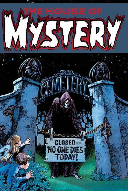 Dc comics house of mystery the bronze age omnibus hardcover volume 2 20190626