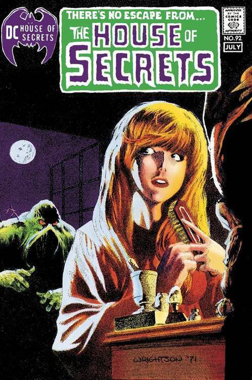 Dc comics house of secrets 92 facsimile edition 20190529