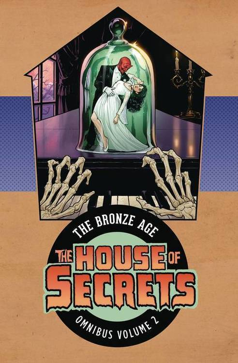 Dc comics house of secrets the bronze age omnibus hardcover vol 02 20190129