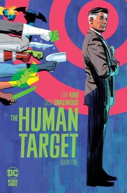 Dc comics human target mature 20210728