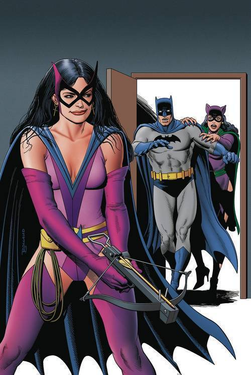 Dc comics huntress origins tpb 20190926