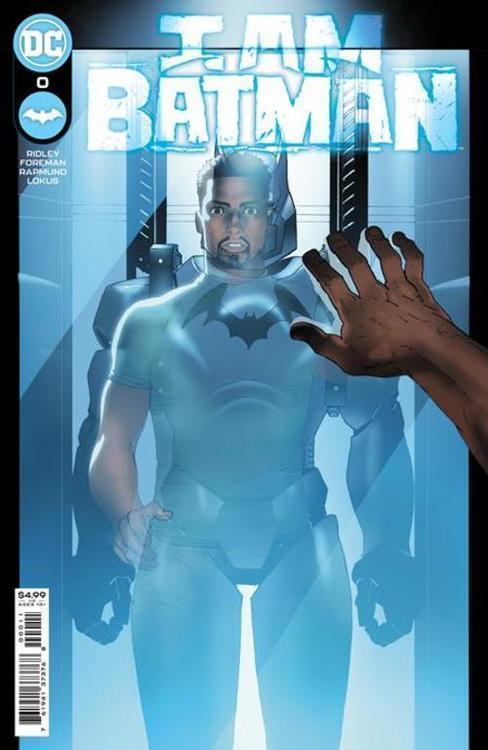 Dc comics i am batman 20210528