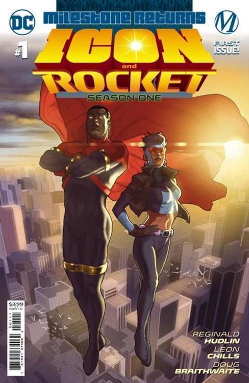 Dc comics icon rocket season one 20210502