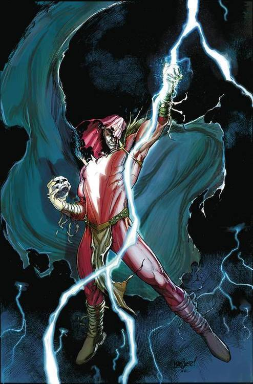Dc comics infected king shazam 1 20190828