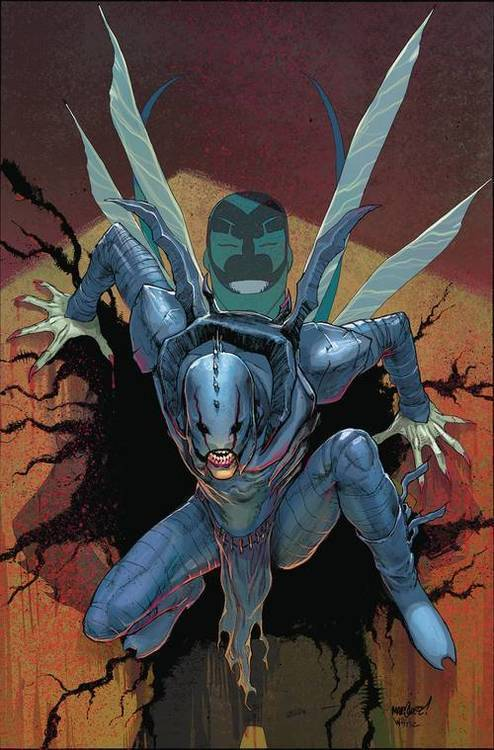 Dc comics infected scarab 1 20190828