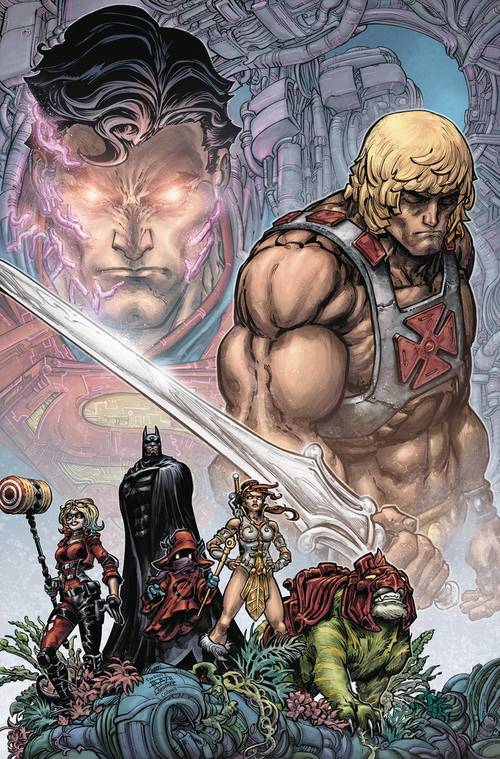 Injustice Vs He Man & Masters of the Universe