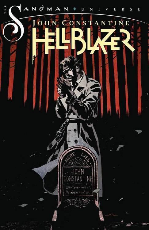 Dc comics john constantine hellblazer 20190828