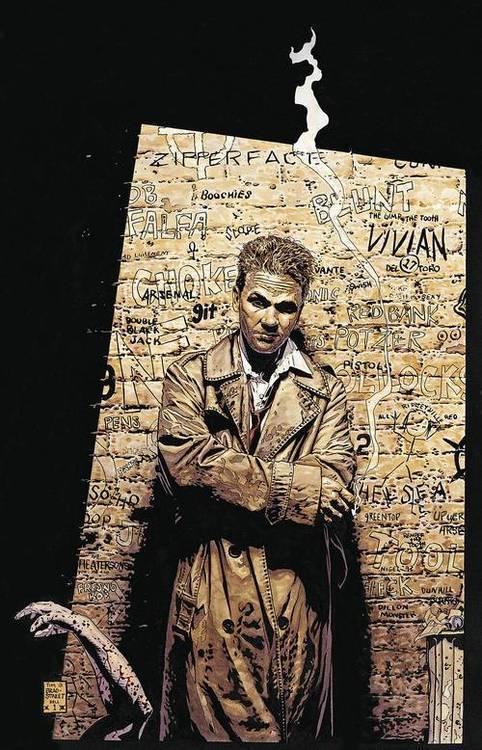 Dc comics john constantine hellblazer 30th anniversary hardcover mature 20180701