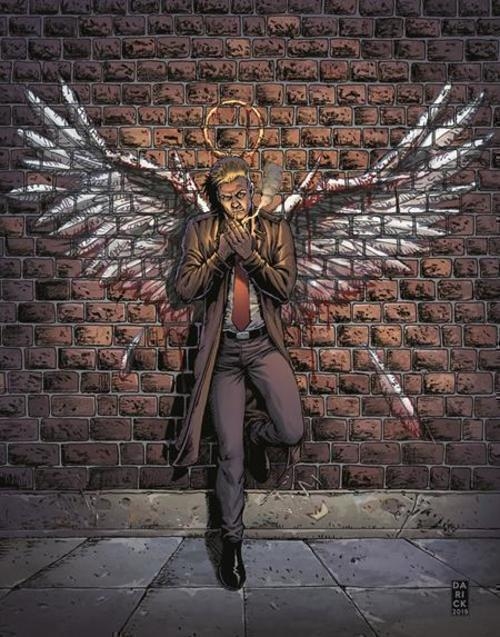 Dc comics john constantine hellblazer rise and fall hc mature 20201125