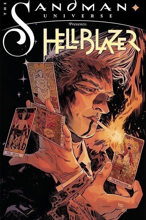 Dc comics john constantine hellblazer tpb volume 01 marks of woe mature 20200328