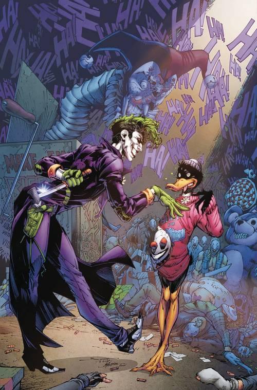 Joker Daffy Duck Special