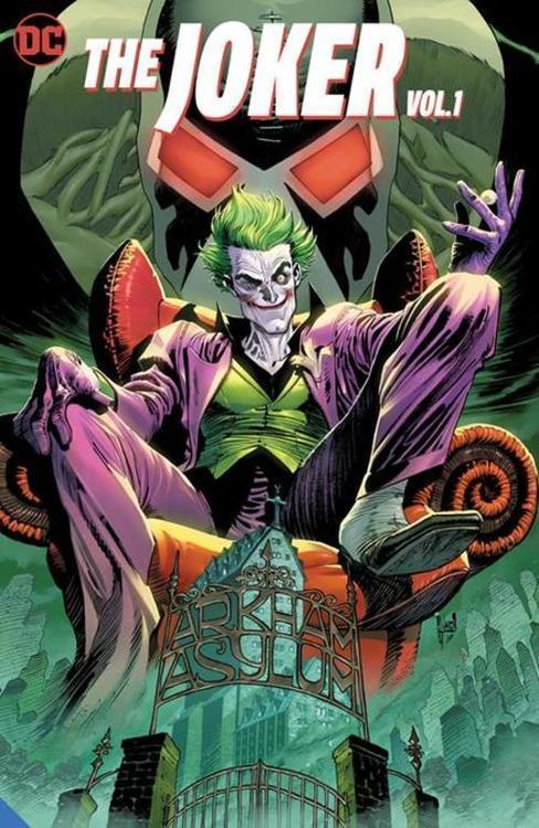 Dc comics joker hardcover volume 1 20210630