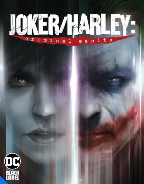 Joker Harley Criminal Sanity Hardcover (Mature)