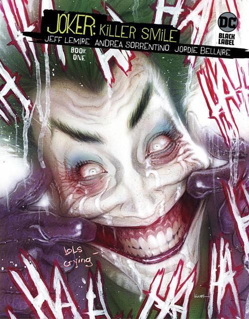 Dc comics joker killer smile variant 20191102 docking bay 94