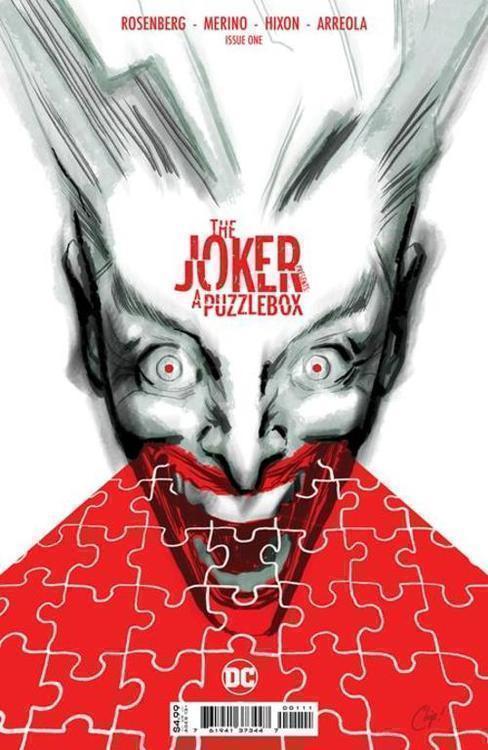 Dc comics joker presents a puzzlebox 20210528