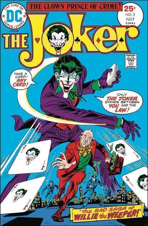 Joker The Bronze Age Omnibus Hardcover