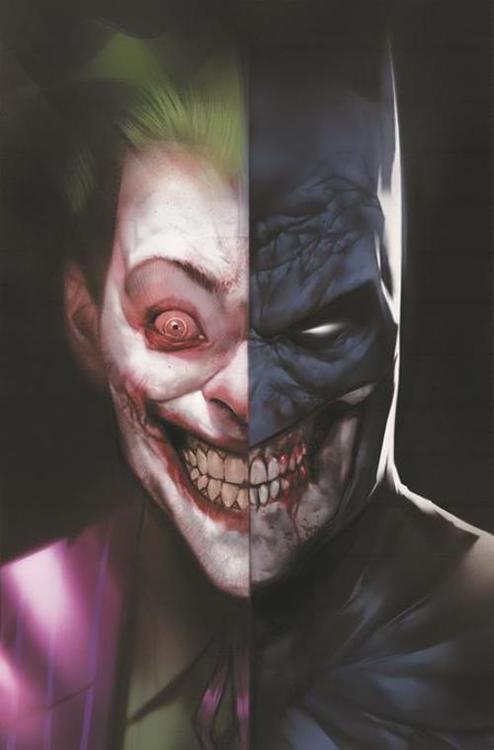 Dc comics joker war saga hardcover 20201028