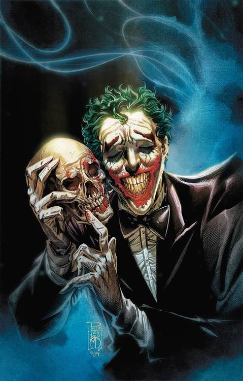 Dc comics joker year of the villain 20190730