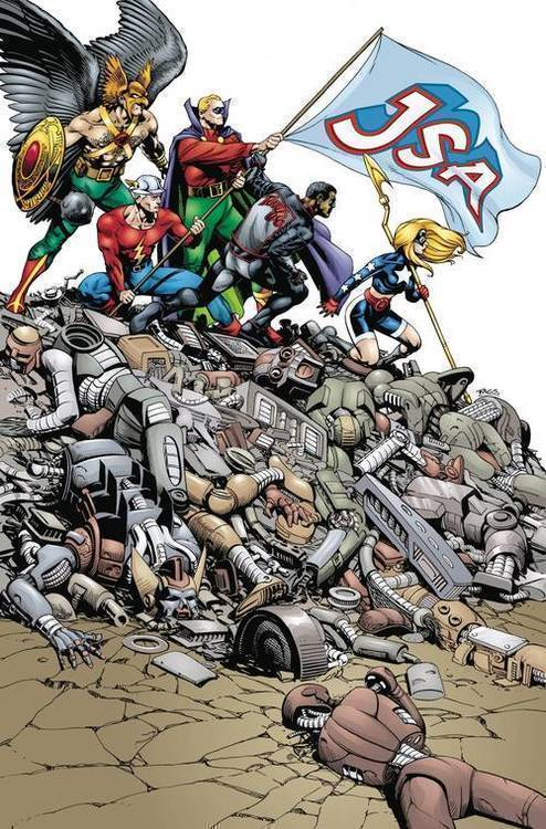 JSA By Geoff Johns TPB Book 03
