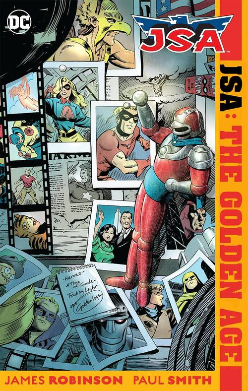 Dc comics jsa the golden age tpb new ed 20171231
