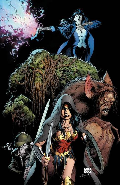Dc comics justice league dark tpb vol 01 the last age of magic 20181130